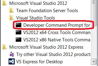 VMware vSphere SDK with Visual Studio 2012 | DoubleCloud